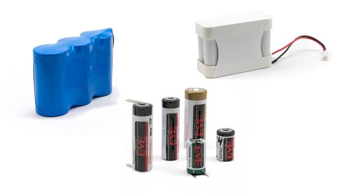 baterias Nicd