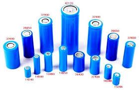 Varias baterias lifepo4