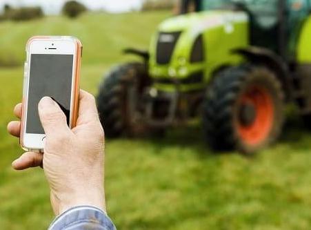 Etiquetas RFID en agricultura