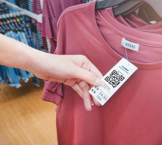 Etiquetas RFID en comercio