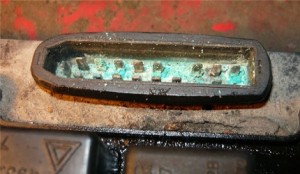 La fuga de corriente en un automóviltiene las siguientesrazones: