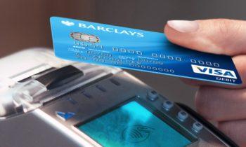 Tarjeta bancaria con Tecnología RFID