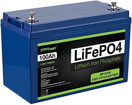 baterias lifepo4 de gran capacidad